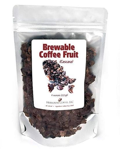 Cascara Brewable Coffee Fruit