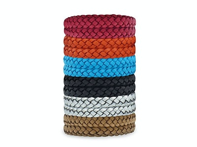 Kinven Mosquito Insect Repellent Bracelets (2-ounce spray + 12 bracelets)