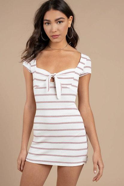 Santa Monica Summer White Dress