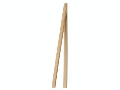 HIC Harold Import Co. Bamboo Toast Tongs