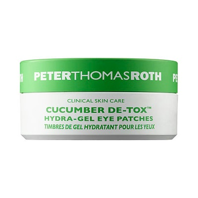 Peter Thomas Roth Cucumber De-Tox Hydra-Gel Eye Patches (60 count)