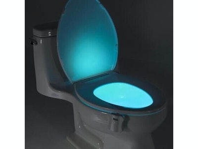 Tuscom Automatic Toilet Night Light