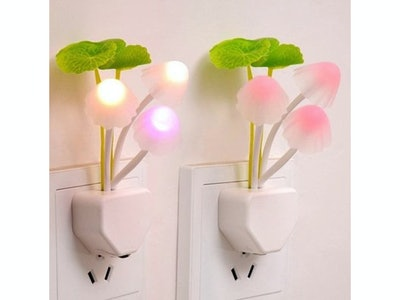 Hotsaleglobal LED Mushroom Night Light