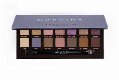 Anastasia Beverly Hills Norvina Eye Palette