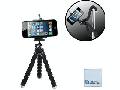 Acuvar Flexible Tripod For Smartphones