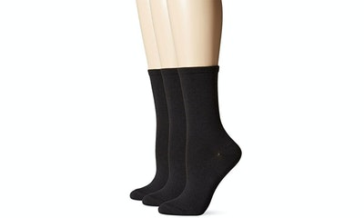 Hanes Women's Comfortsoft Crew Socks