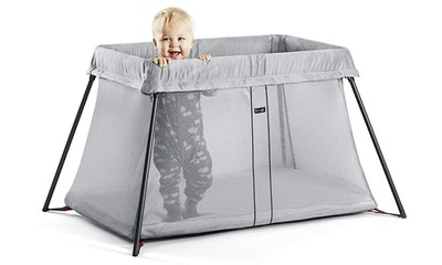 Baby Bjorn Travel Crib Light