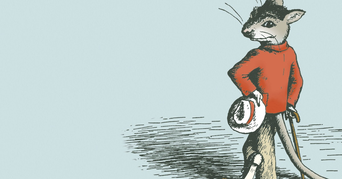 Mice Were Wildly Popular In Children's Books In The '90s — But Why?