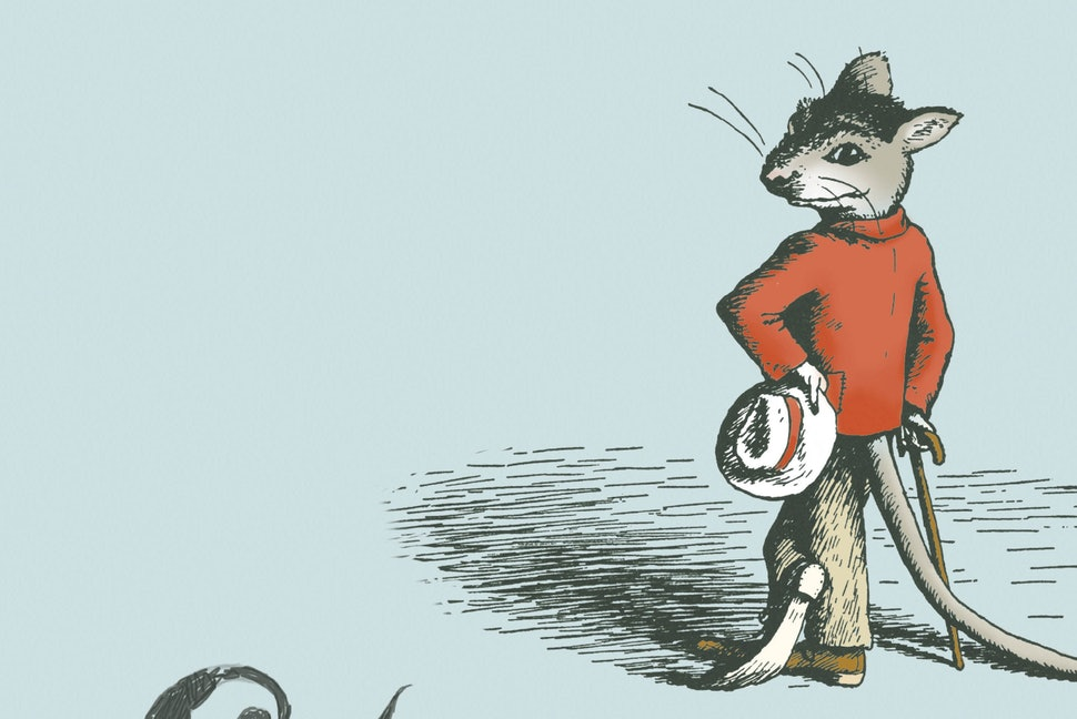 Mice Were Wildly Popular In Children S Books In The 90s But Why