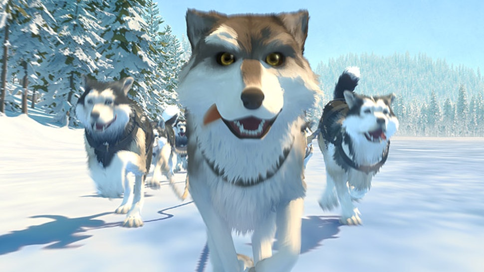 White Fang' On Netflix Has An Adorable 'Parks And Recreation