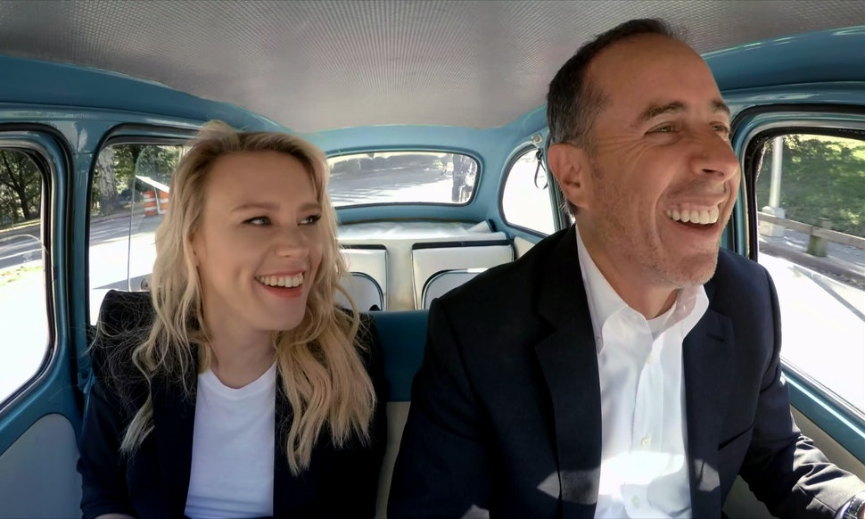 Kate Mckinnons Comedians In Cars Getting Coffee Episode Reveals