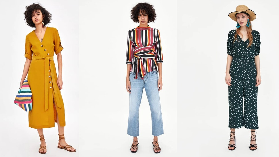c21a8cc0 Zara's 2018 Fourth Of July Sale Has Sale Items Up To 60% Off & You ...