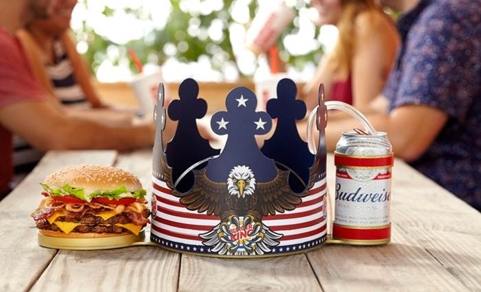Heres Where To Get Burger Kings Freedom Crown So You Can Celebrate All Summer Long