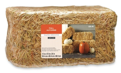 Large Straw Bale