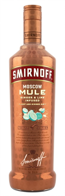 Smirnoff Moscow Mule Is Available Nationwide In S For A Limited Time
