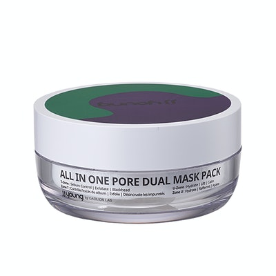 JJ Young by Caolion Lab All In One Pore Dual Face Mask