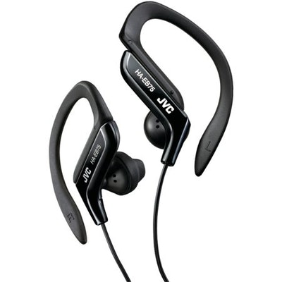 JVC Sweat Resistant, No-Slip Earbuds
