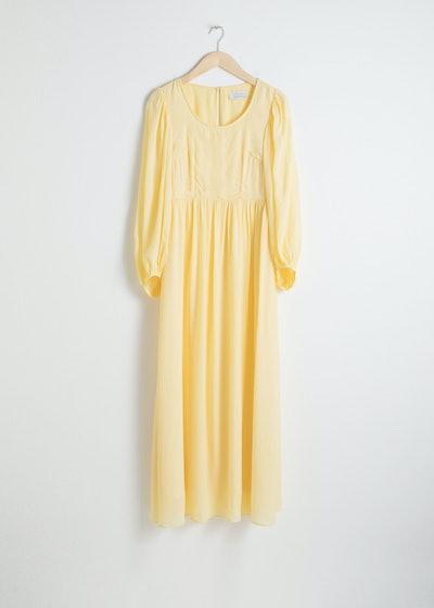 Billowy Prairie Maxi Dress