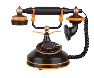 Halloween Animated Spooky Telephone