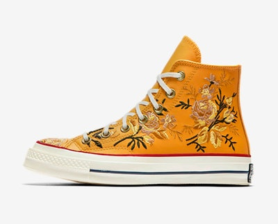 Chuck 70 Parkway Floral High Top