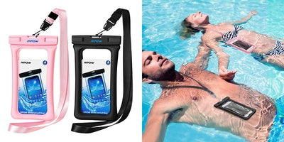 Mpow Waterproof Phone Bag With Floating Pouch