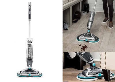 Bissell Spinwave Cordless Hard Floor Mop