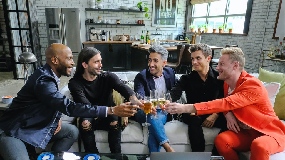 21 Queer Eye Quotes Thatll Make You Love The Fab Five Even More