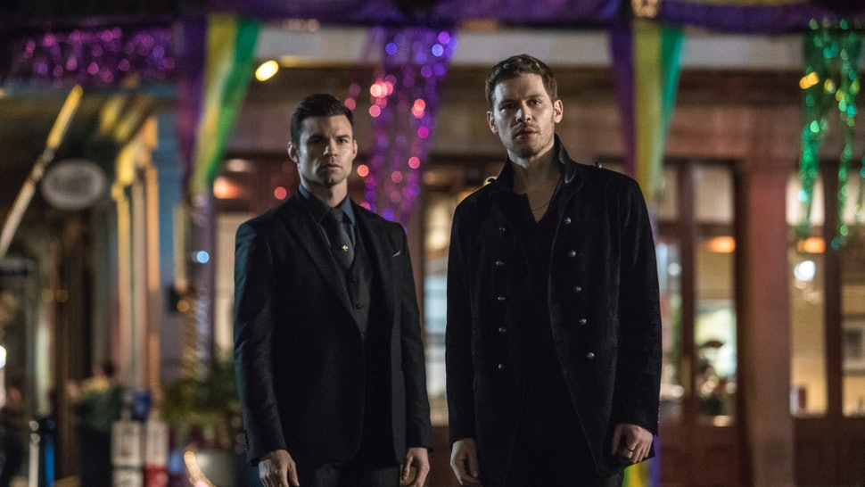 The Originals' Won't Return After Season 5, But Your Vampire