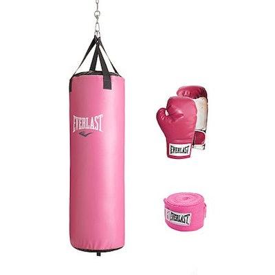 Everlast 70-lb Heavy Bag Kit