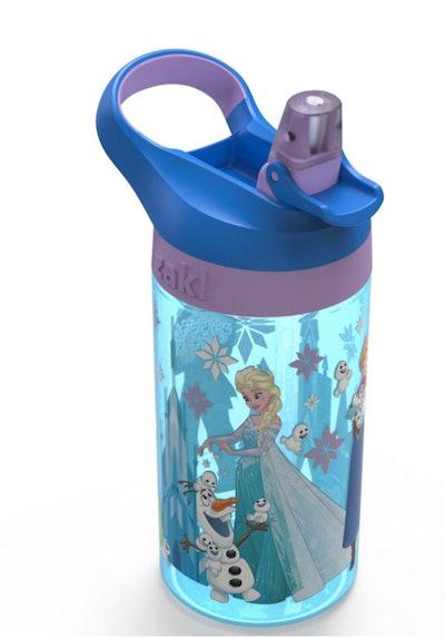 Disney Frozen Anna Zak Designs 16oz Plastic Water Bottle