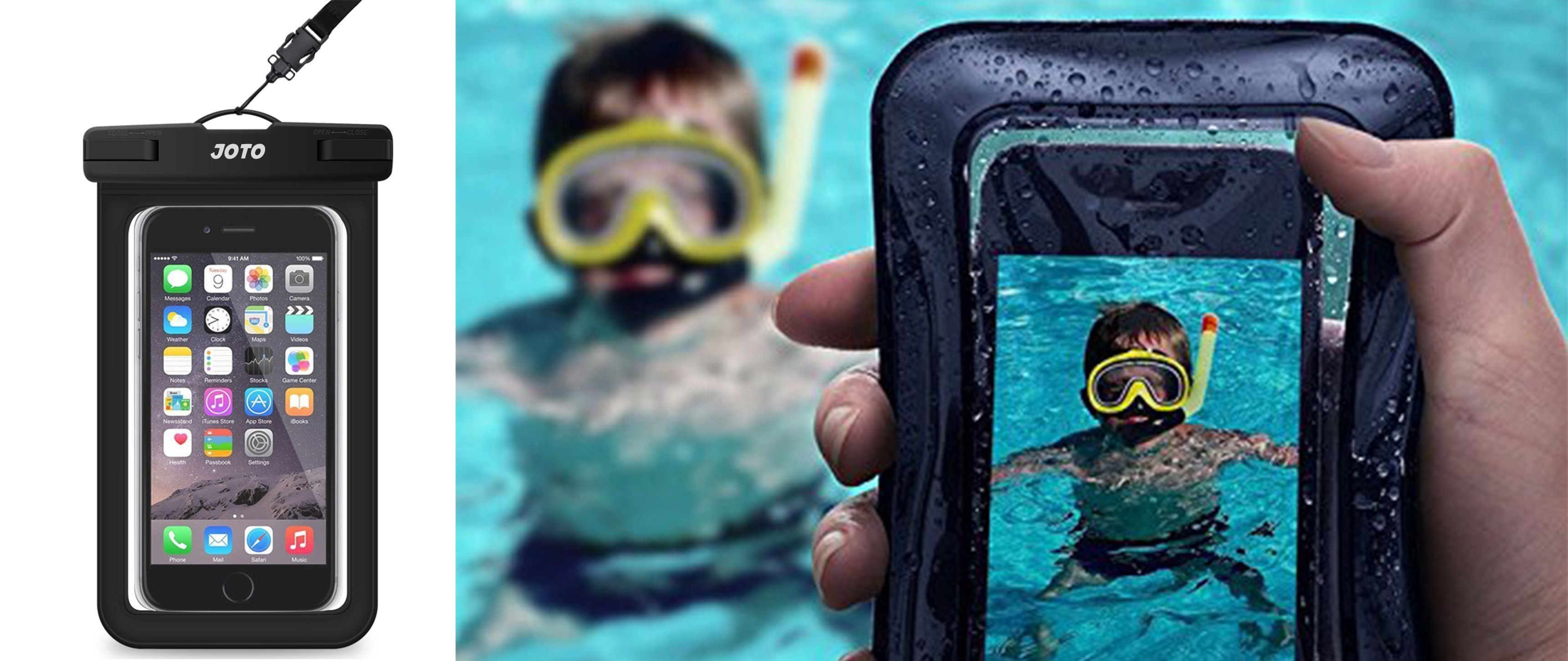 new concept cd1c5 f06a4 The 3 Best Waterproof Phone Bags