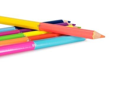 6ct Neon #2.5 Pencils