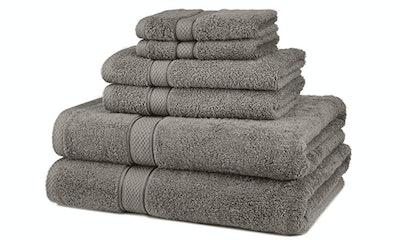 Pinzon Egyptian Cotton 6-Piece Towel Set