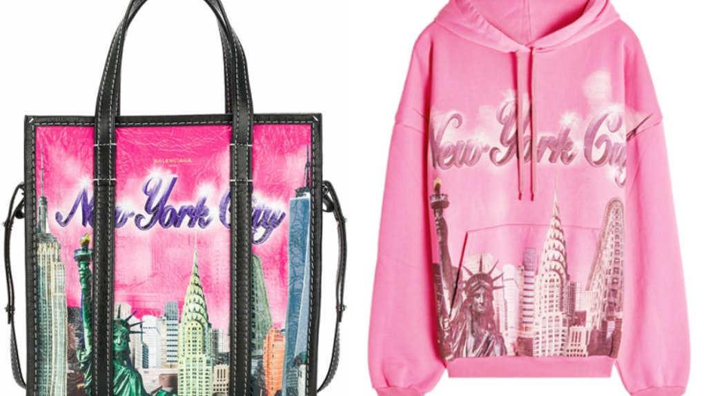Balenciaga s New York Hoodie   Tote Are Problematic For More Reasons Than  One 39516becf