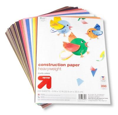 9x12 Construction Paper - 200ct