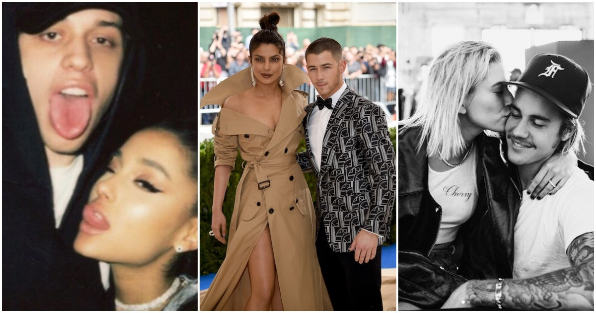 This Theory For Why So Many Celebs Are Getting Engaged After 2 Months Dating Will Scare You