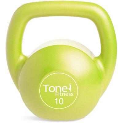 CAP Barbell Tone Fitness Vinyl Kettlebell