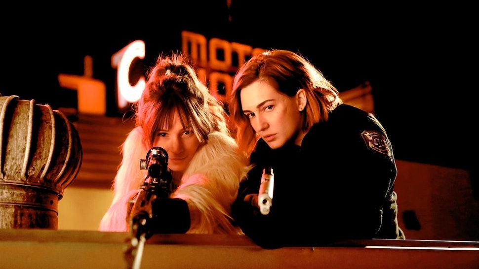 How Did Nicole Survive The Bulshar Attack Wynonna Earp Season 3