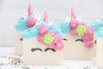 Sweet Bella Unicorn Soap