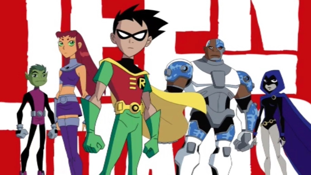 The 'Teen Titans Go!' Movie Post-Credit Scene Teases A Reboot Of The  Original 'Teen Titans' Series
