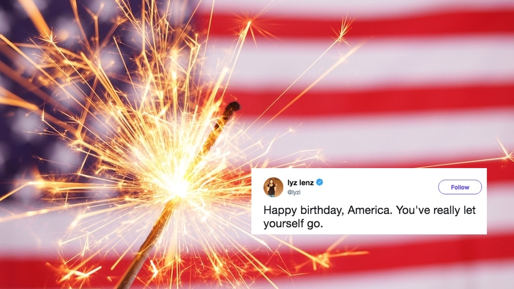 These Tweets About The 4th Of July Are So Hilarious It S All You