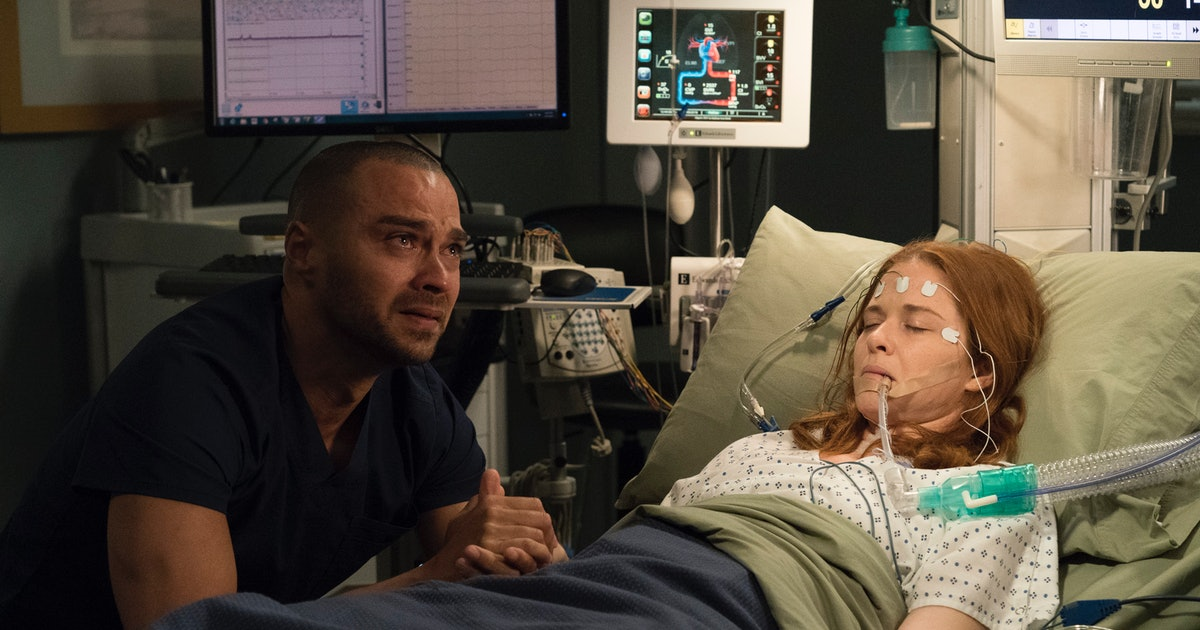 The 14 Most Heartbreaking \'Grey\'s Anatomy\' Episodes To Watch If You ...