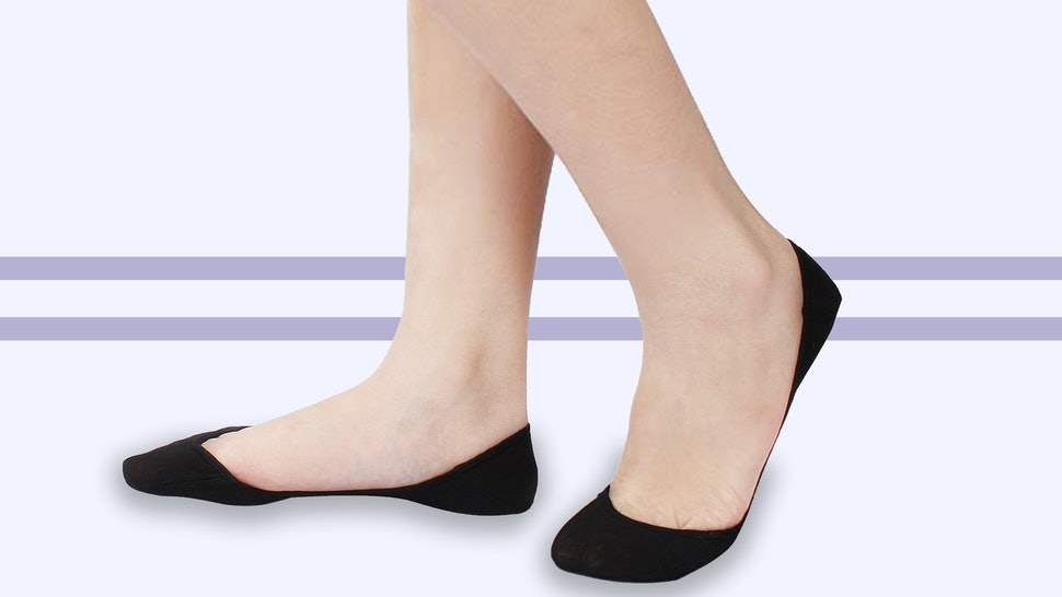 49f0455c5a4 The 4 Best Padded Socks For High Heels