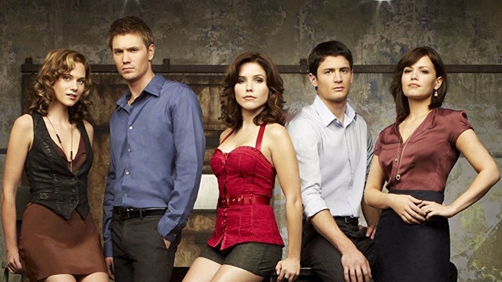 One tree hill actors