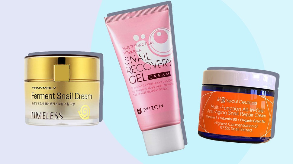 The 6 Best Snail Creams
