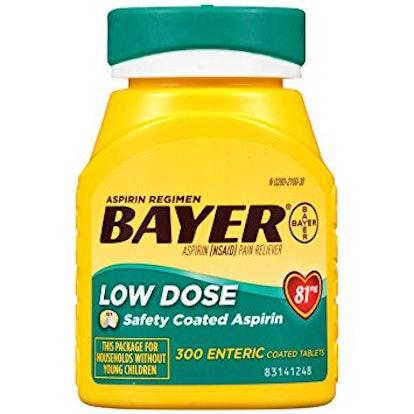 Bayer Safety-Coated Aspirin