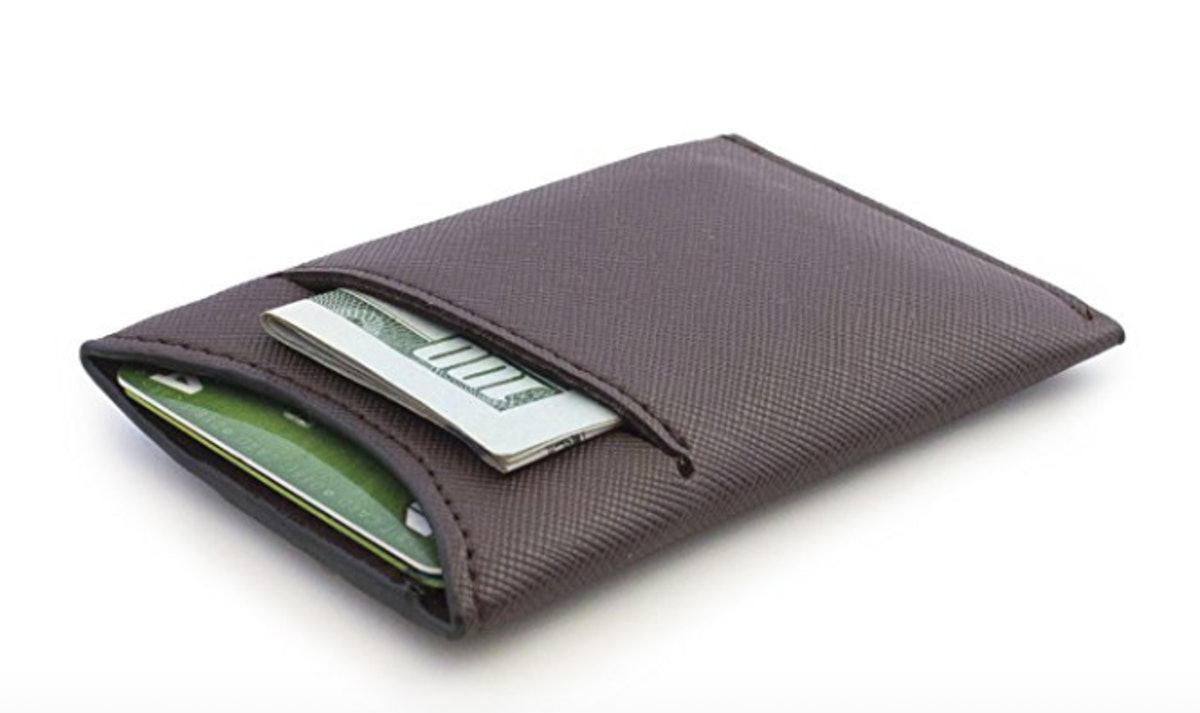 DASH Co. Premium Slim Wallet