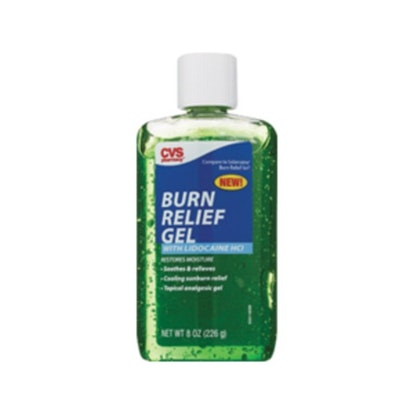 CVS Health Burn Relief Gel with Lidocaine HCI