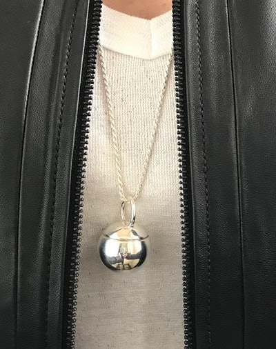 The Cosette .925 Sterling Silver Necklace Includes Lip Balm Pearls™ Assortment Pack (9.99 Value)