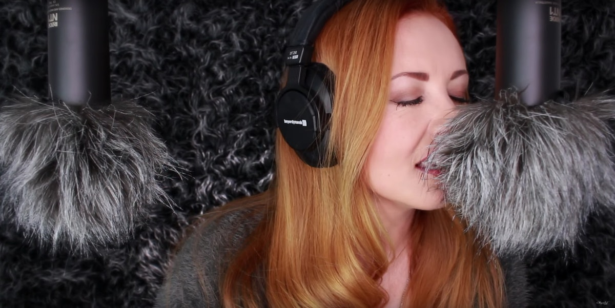 Is ASMR Good For You? A New Study Shows It Could Have Mental Health Benefits